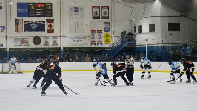 Sport-O-Rama Ice Rink in Monsey, N.Y.