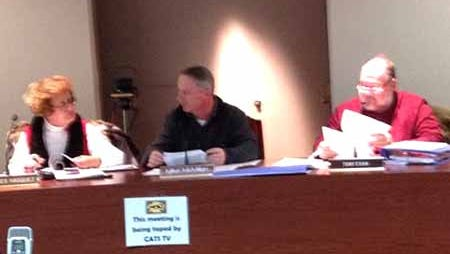 Silver Consolidated School District Board of Education received copies of a complaint filed by the SCEA on Tuesday.