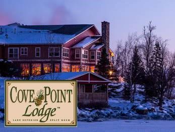 Lake Superior luxury lodging awaits!  Enter 1/23-2/23