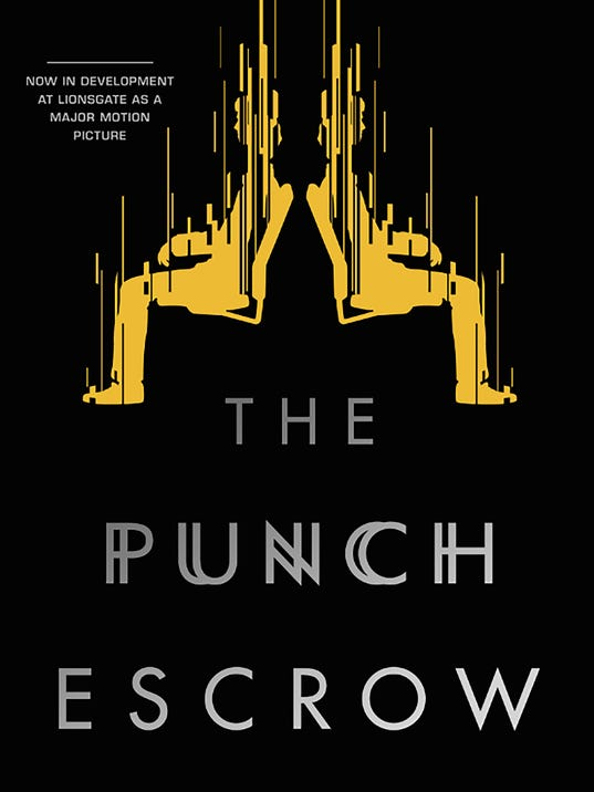 Punch Escrow cover