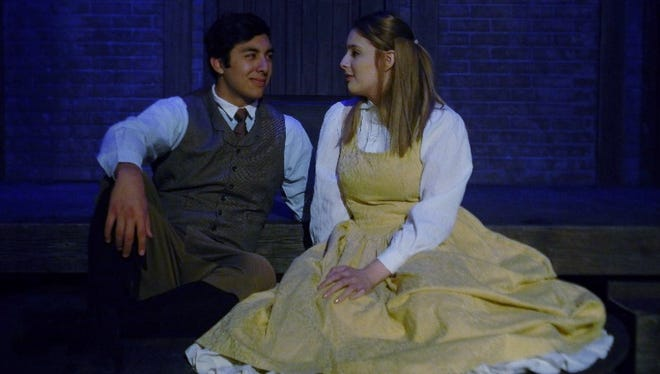"""The El Paso Community College Theatre Ensemble is set to begin its 2016 season with its production of the Tony Award-winning musical """"Spring Awakening."""""""