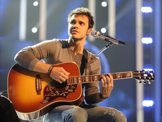 Kris Allen is the headliner at Tuesday's World AIDS