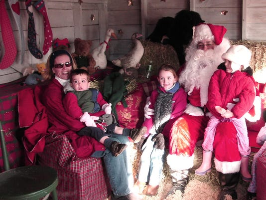 Bernards: Holiday Festival at Lord Stirling Stable on Dec. 3 and 4 PHOTO CAPTION