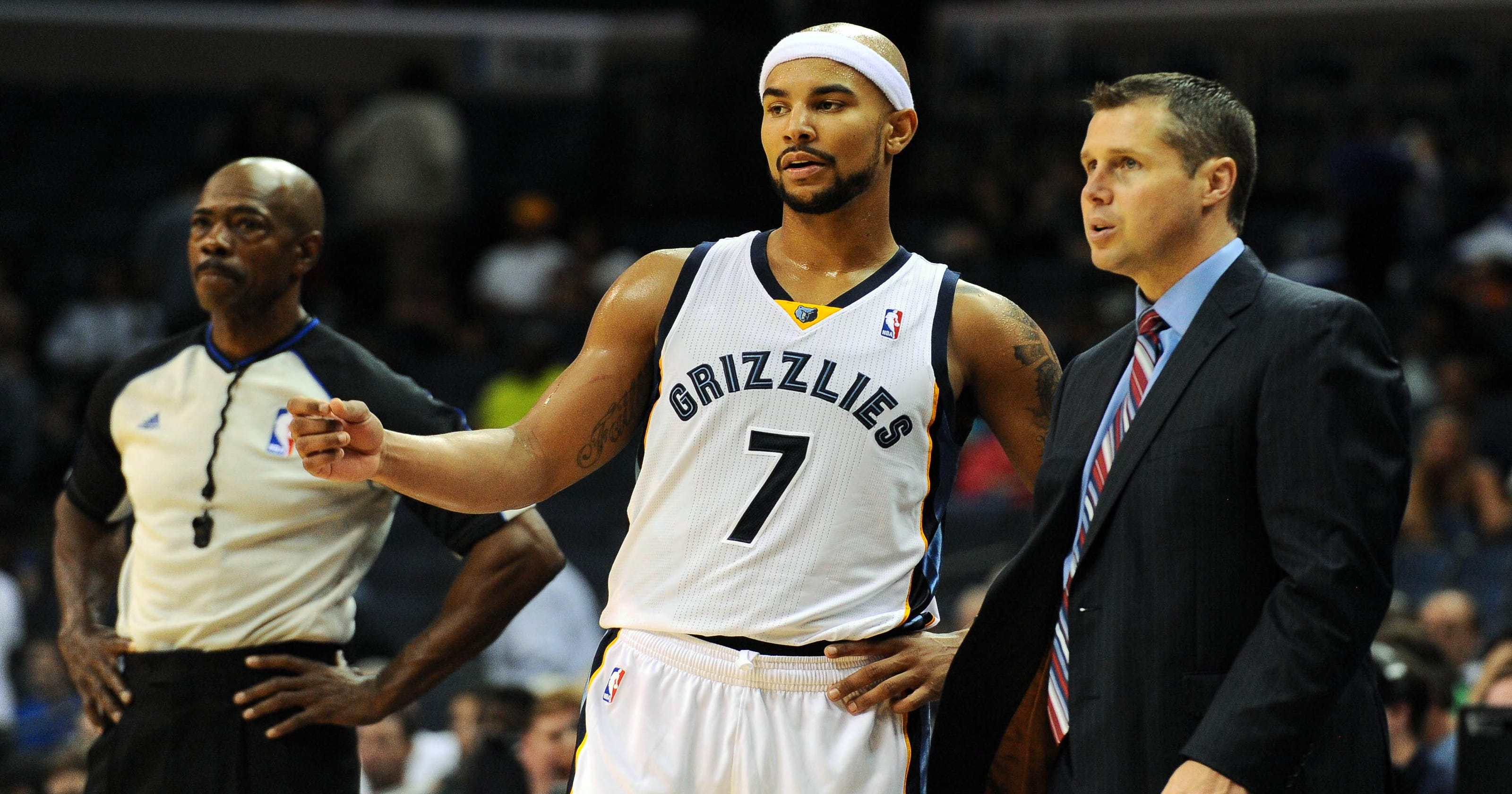 4fe47d074dd Grizzlies finally grit and grind under Dave Joerger