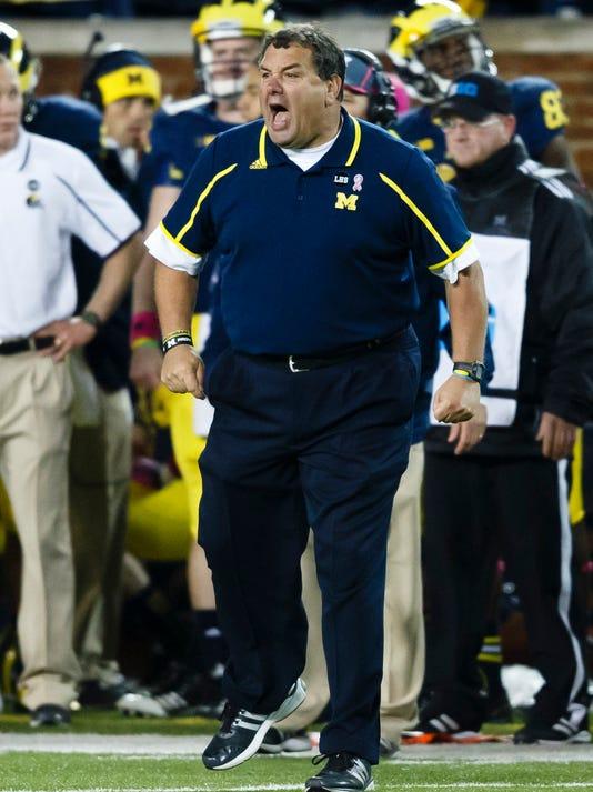 Brady Hoke, Michigan have plenty at stake vs. Ohio State