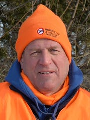 Mike Foy, who retired in September after 30 years as