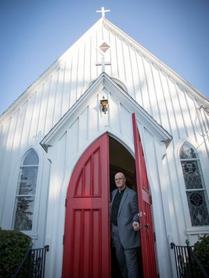 The Rev. Dr. Clark West bids farewell this month as Episcopal Chaplain to Cornell University and vicar of Church of the Epiphany in Trumansburg.