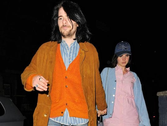 Lana Del Rey with Barrie-James O'Neill