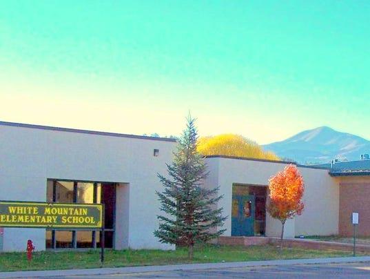 white mountain elementary