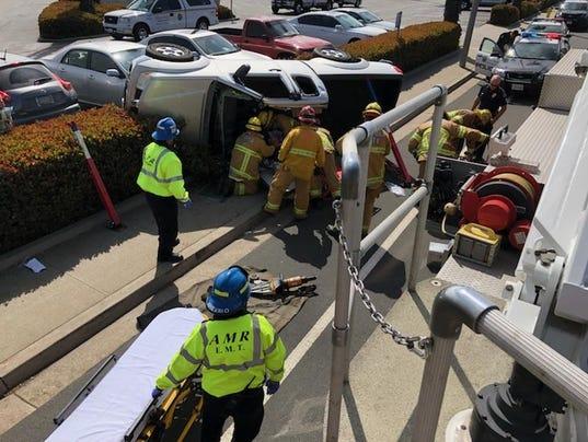 Harbor Boulevard Crash
