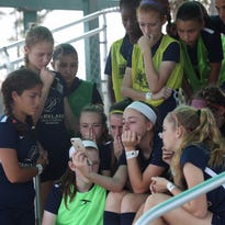 Florida school shooting: Team gathers for practice for first time after losing captain Alyssa Alhadeff