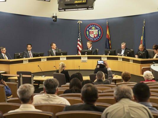 Maricopa County Board of Supervisors