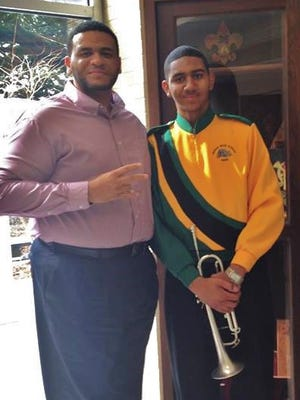 Father-son duo The Ricks will perform in Grand Coteau Dec. 27.