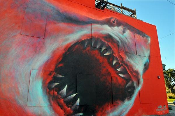 Controversial mural can stay in Eau Gallie