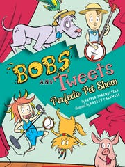 """""""Perfecto Pet Show,"""" is the second book in the """"Bobs and Tweets"""" series written by Pepper Springfield aka Judy Newman, a Montclair resident."""