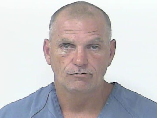 Noli Matzulis crime jail mugshot