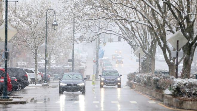 It's been a mild winter in Greater Cincinnati but below normal temperatures will prevail this weekend.