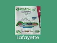 Coupon Books - Save Around Lafayette