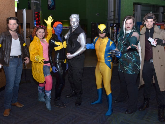 """The PNJ Movie Club kicks off with """"X-Men: Days of Future Past"""" at the Carmike 18."""