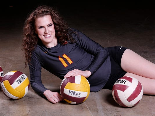 LAF Big School Volleyball Player of the Year