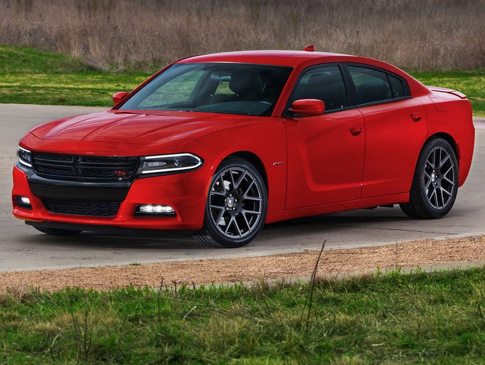 The new Dodge Charger still has the look of a muscle car