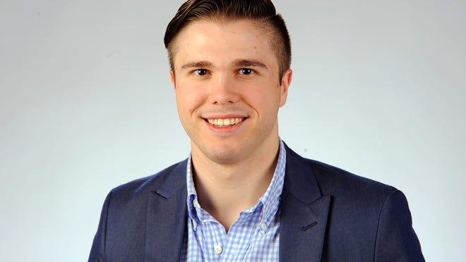 Belmont student Hayden Rutledge.