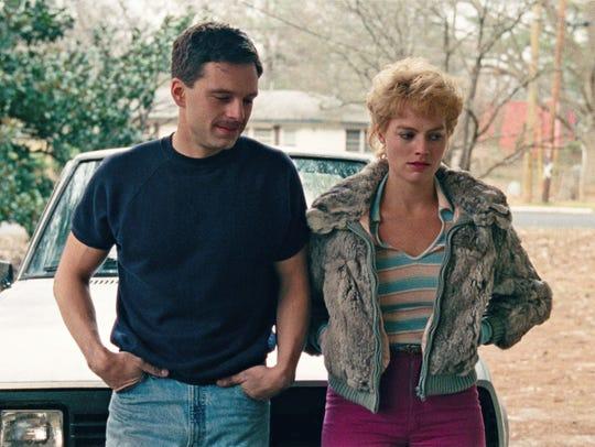 Young Tonya Harding (Margot Robbie) falls for Jeff