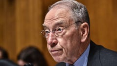 Senate Judiciary Committee Chairman Chuck Grassley