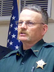 Lincoln County Sheriff Robert Shepperd said he and Eddy County Sheriff Mark Cage will be affected by the realignment.