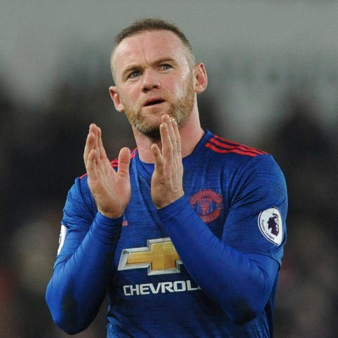 Europa League final might be Wayne Rooney's last Manchester United game