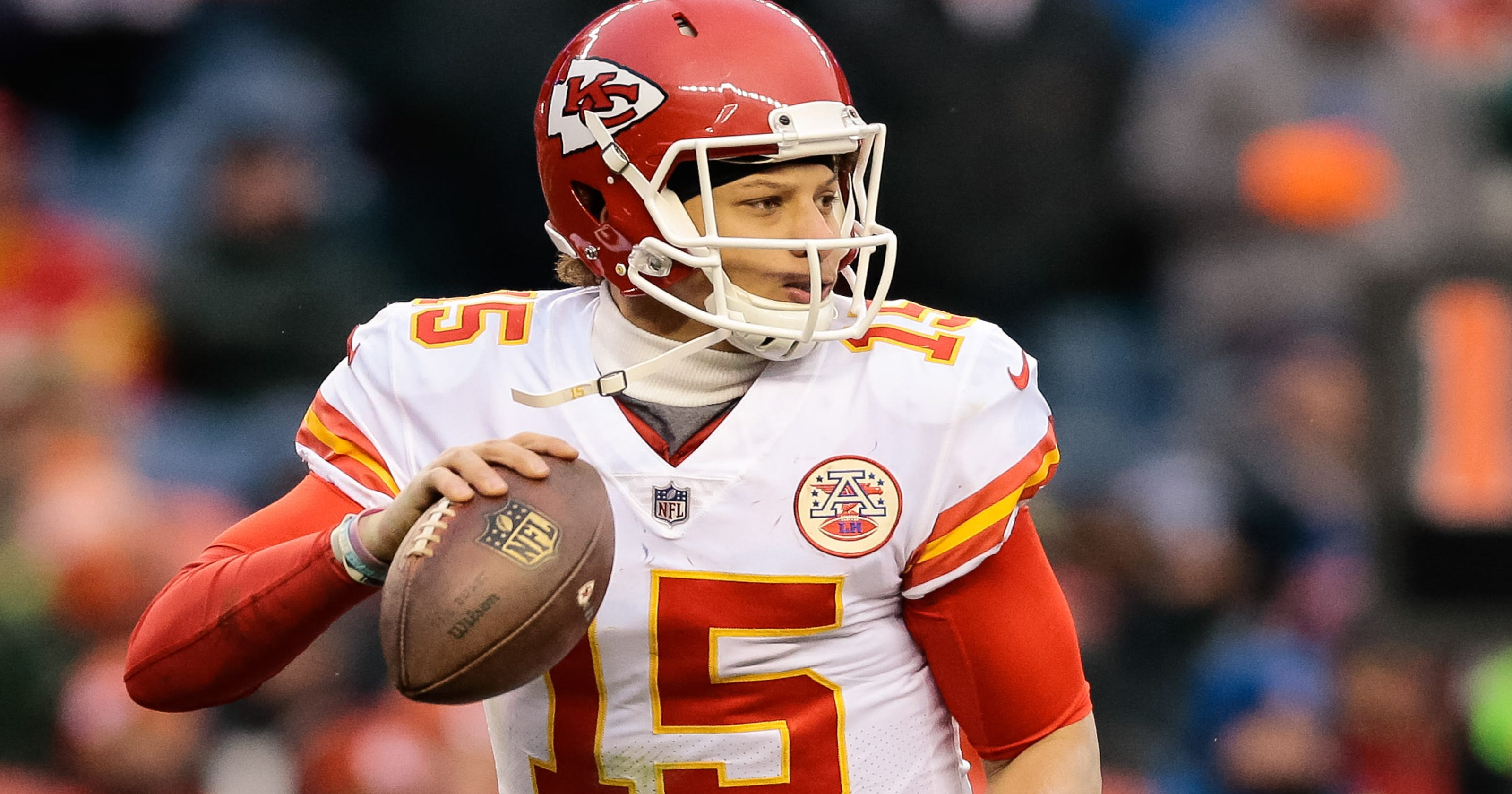 Chiefs QB Patrick Mahomes turned down endorsements because he wasn t playing 148d444d6