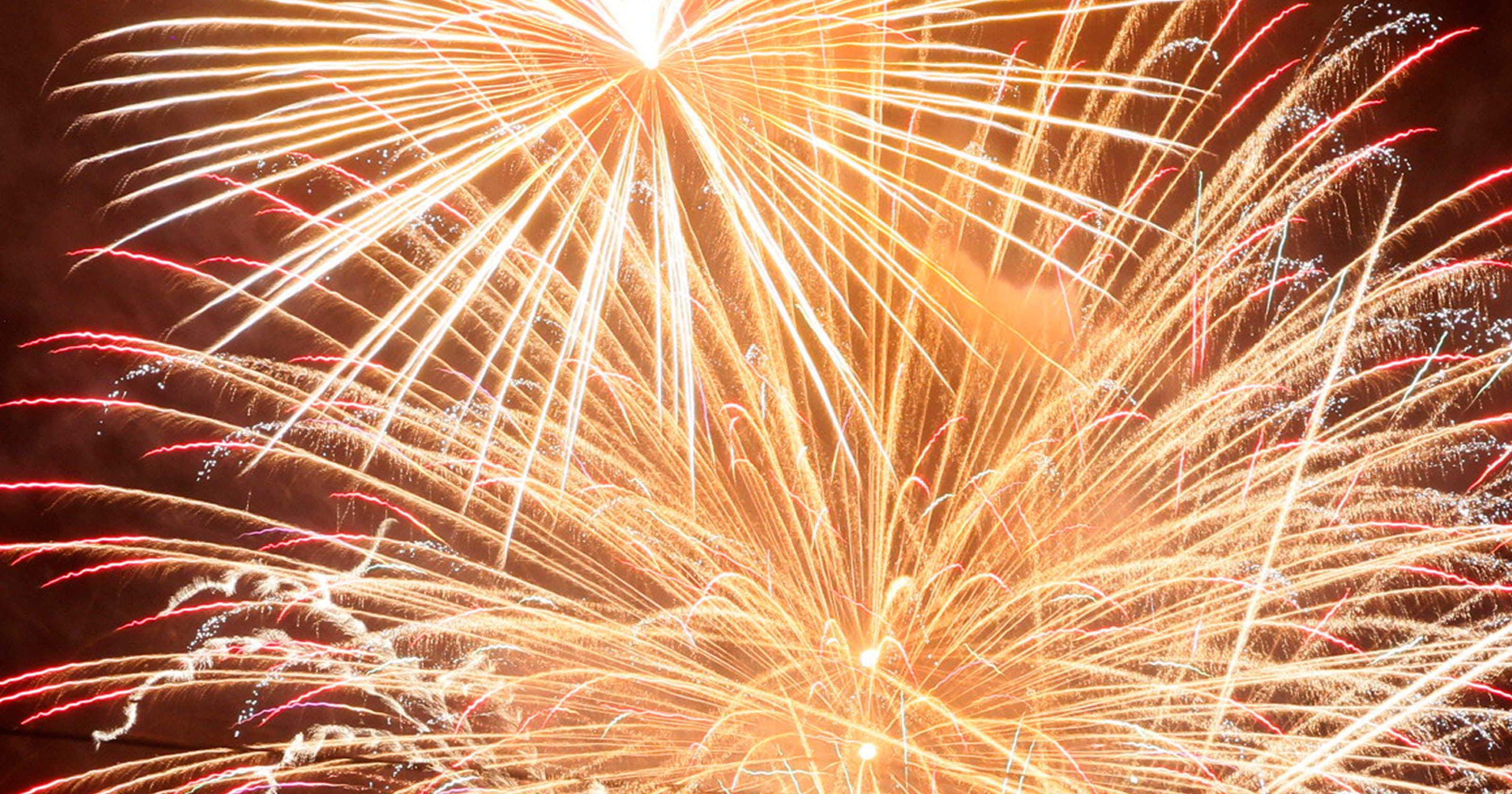 Fourth of July 2019: Four firework displays to celebrate in