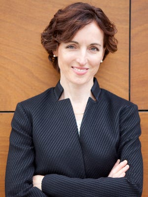 Tania Miller was the first of six music director candidates appearing this season.