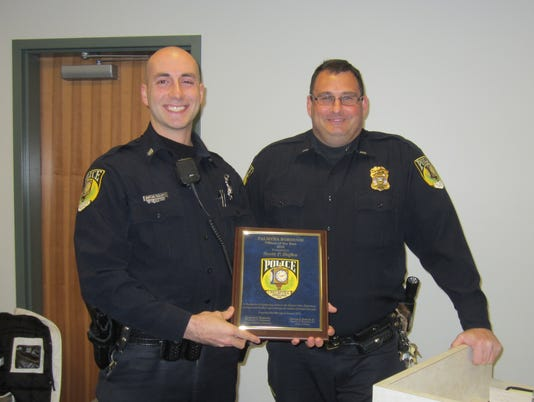 Dojka, Police Officer of the Year