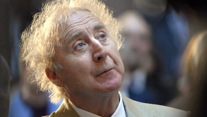 Gene Wilder in April 2008.
