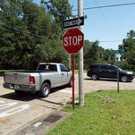 Red reflectors have been added to stop signs on Terrace Street at Sixth Avenue and Seventh Avenue. The reflectors increase awareness of the stop signs.