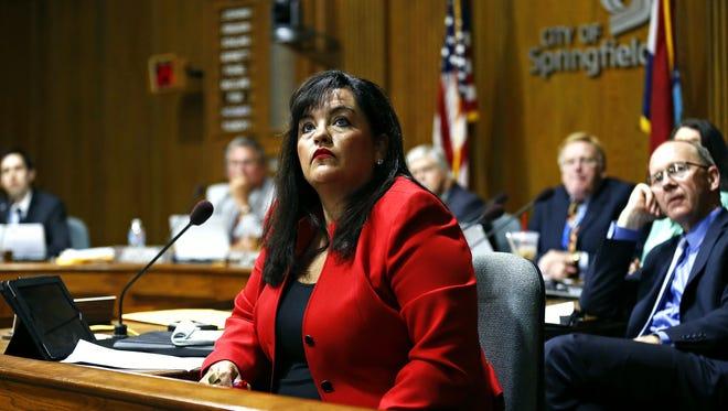 Springfield councilwoman Kristi Fulnecky