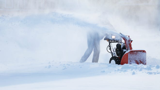 Get ready. A winter storm is set to hit the Fox Valley hard on Tuesday.
