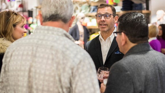 Dallas Chef John Tesar will be  one of about 30 guest