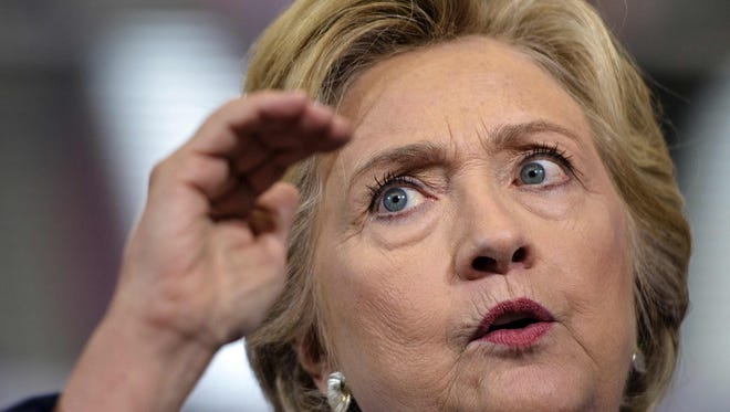 Democratic presidential nominee Hillary Clinton said Monday she'll crack down on arbitration clauses that limit consumers' ability to file lawsuits.