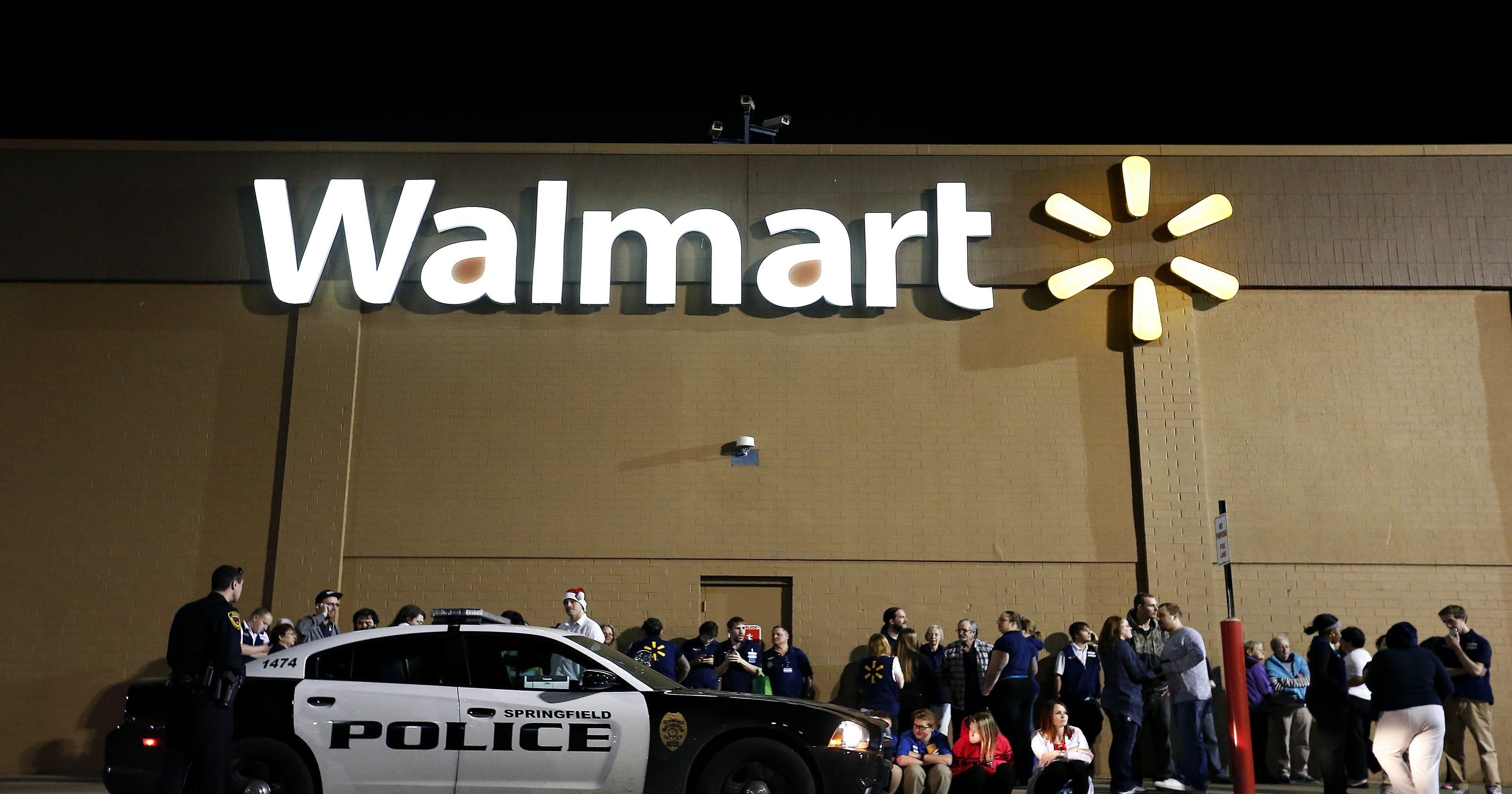 Walmarts are still hotspots of crime, but Springfield police