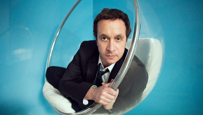 Comedian Pauly Shore will perform at the Off the Hook Comedy Club in North Naples this week.