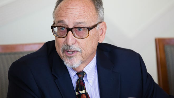 Dr. Les Zendle, the Desert Healthcare District Board president, says the district's expansion is necessary because many of the people the district serves work in the west valley and live in the east valley.