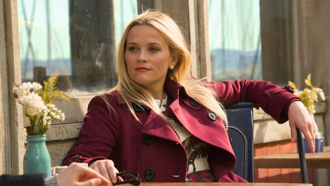 Reese Witherspoon earned a best actress in a limited series or movie Emmy nomination for her role in HBO's 'Big Little Lies.'
