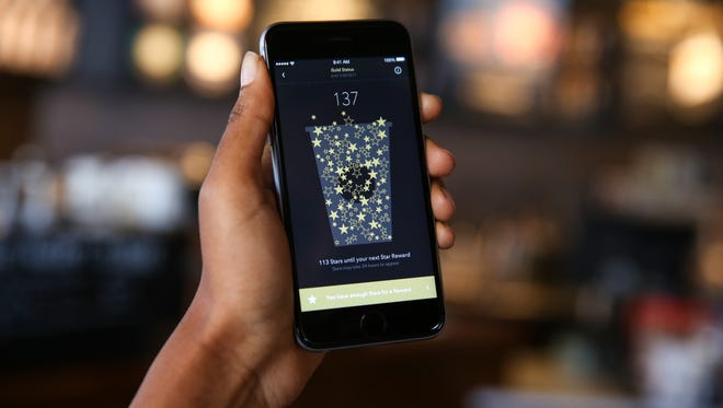 A new Starbucks contest will have rewards members seeing stars.