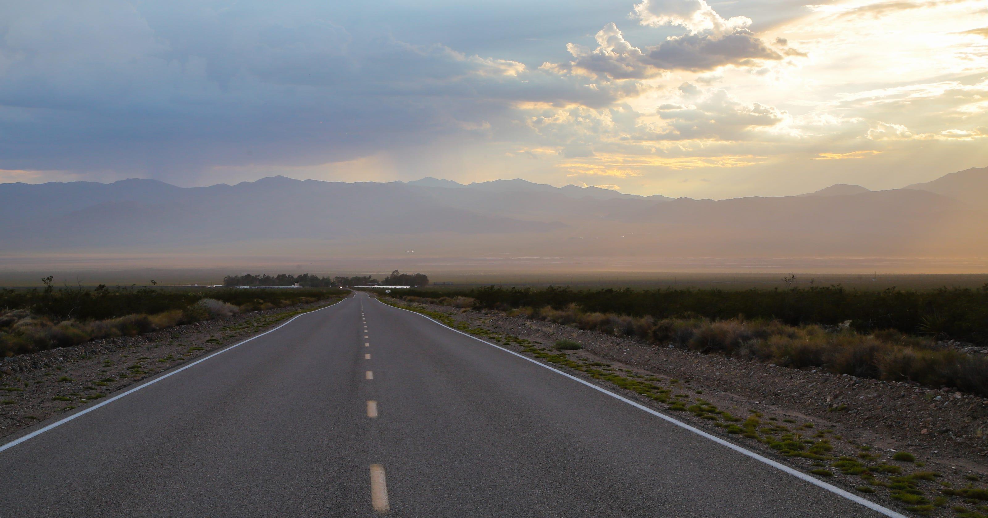 A marijuana company is trying to buy a tiny Mojave Desert town