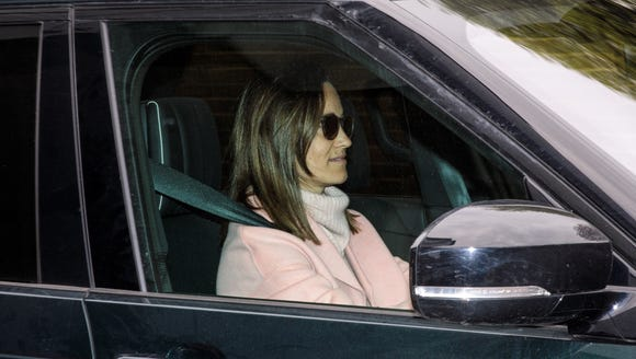 Pippa Middleton Matthews, Duchess Kate's sister, went