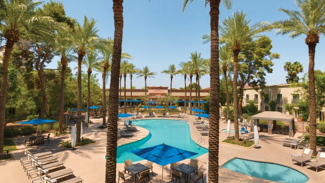 As a AAA Four Diamond Scottsdale resort, the Hilton Scottsdale Resort & Villas have earned a well-deserved reputation for their beautifully appointed guest rooms and amenities galore.