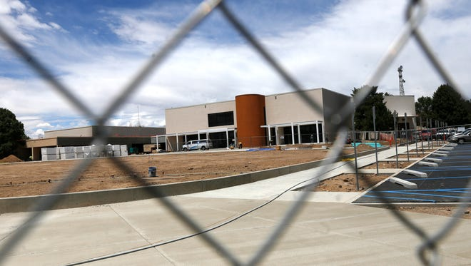 The renovation of the Farmington Civic Center that is taking place now is part of the Metropolitan Redevelopment Area plan that was adopted in 2009.