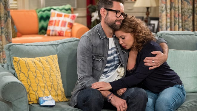 """This photo sums up the emotions of many a """"One Day at a Time"""" fan after Netflix denied the show a fourth season."""